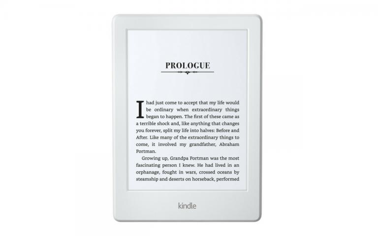 Amazon Kindle 6 Glare