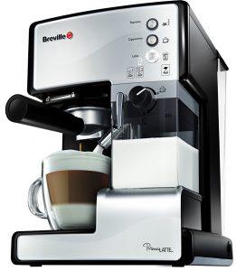 Еспресо машина Breville Prima Latte VCF045X-01
