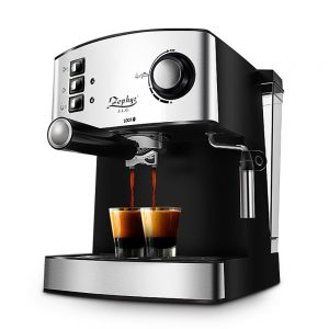 Как да изберем кафемашина - Еспресо машина Zephyr ZP 1171 F