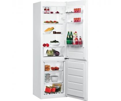 Вътрешна част хладилник с долен фризерWhirlpool BLF 8121 W