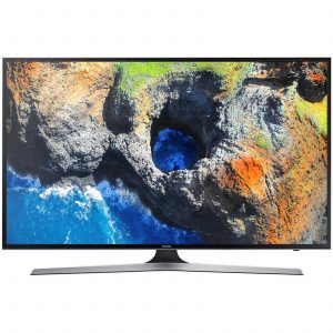Телевизор Samsung 40MU6102,40`` (100 cм), LED Smart, 4K Ultra HD
