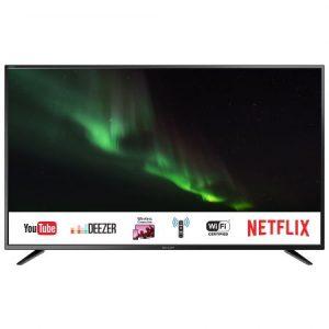 """ТелевизорSharpLC-65CUG8052E, LED, Smart, 65"""" (164 cм), 4K Ultra HD"""