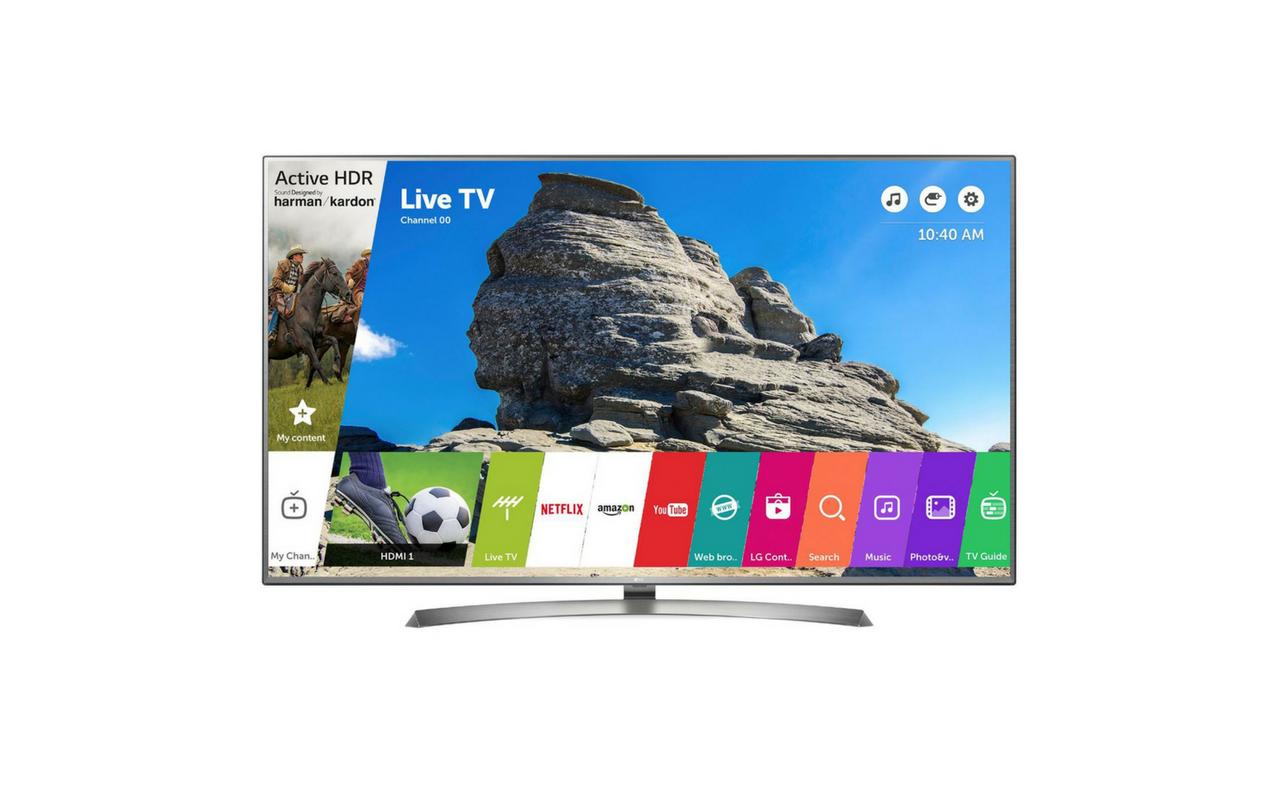 LG 55UJ701V - Виж Ревю, Мнения и Цена Тук | Techrevue.bg