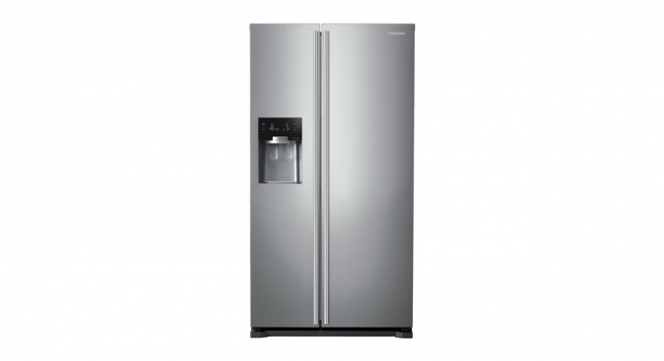 Двукрилен хладилник Side by side Samsung RS7547BHCSP/EF