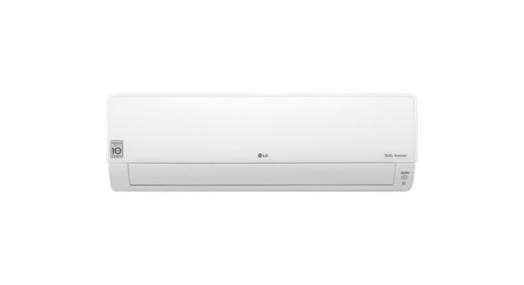 LG Deluxe Dual Inverter DC09RQ