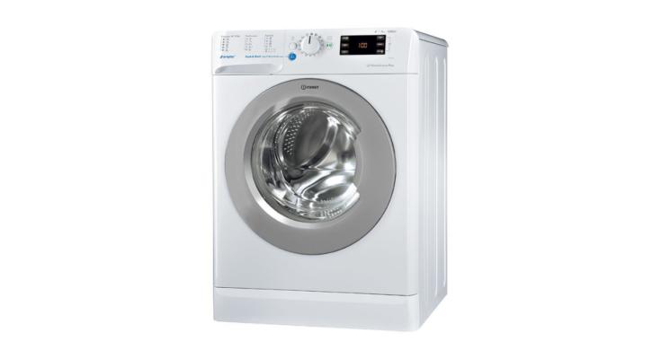 Máquina de Lavar Roupa INDESIT Innex BWE 71253 X (7 kg ...