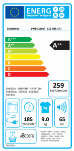 Electrolux PerfectCare800 EW8H259ST