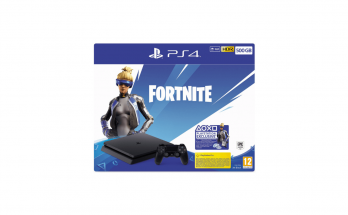 PlayStation 4 Fortnite Neo Versa Bundle 500 GB
