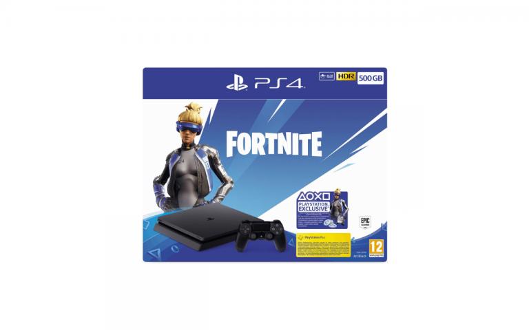 PlayStation 4 Fortnite Neo Versa Bundle 500 GB