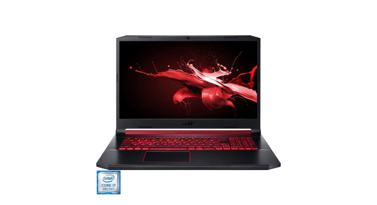 Acer Nitro 5 AN517-51-75QP