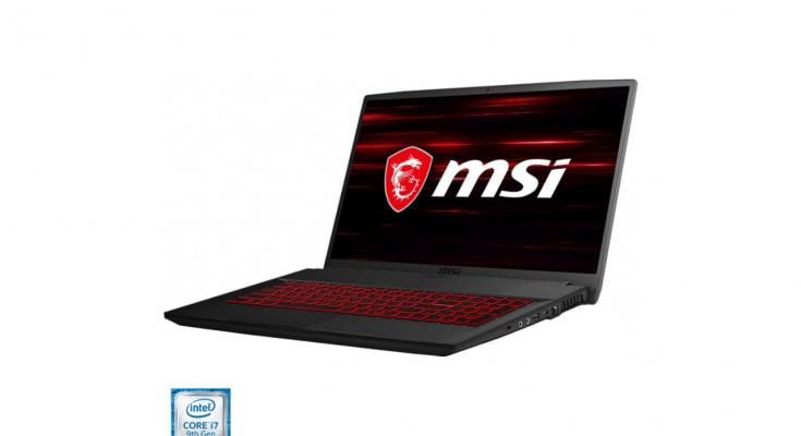 MSI GF75 Thin 9SD-071XRO
