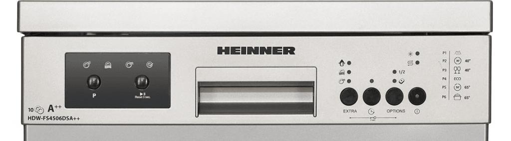 Heinner HDW-FS4506DSA++