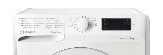 Indesit MTWSE61252WEE