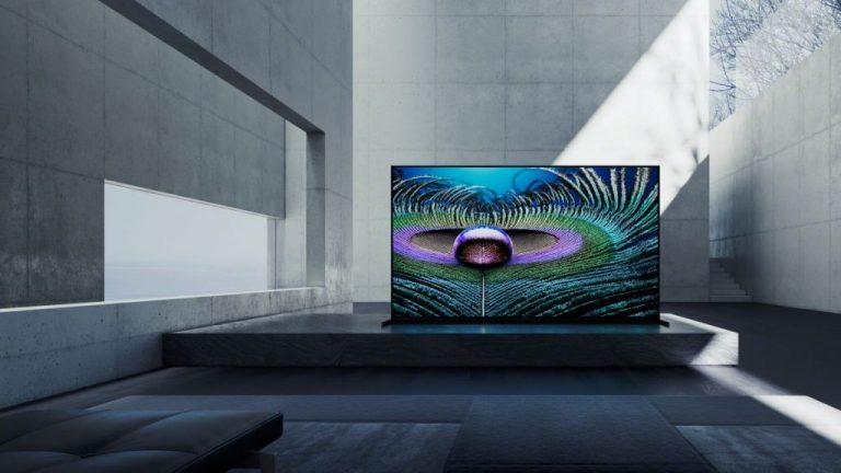 OLED 4К телевизори Sony от 2021